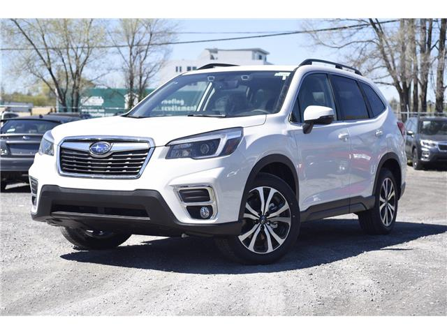 2021 Subaru Forester Limited (Stk: 18-SM449) in Ottawa - Image 1 of 22