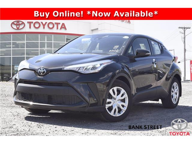 2021 Toyota C-HR LE (Stk: 19-29153) in Ottawa - Image 1 of 23
