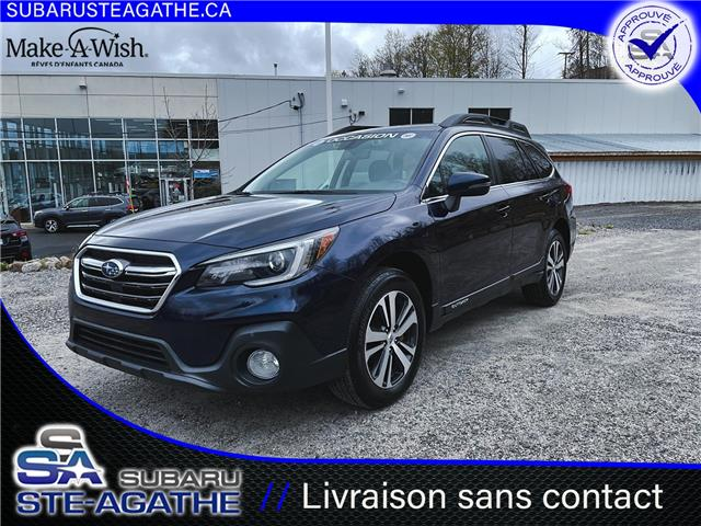 2018 Subaru Outback 2.5i Limited (Stk: A3434) in Sainte-Agathe-des-Monts - Image 1 of 25
