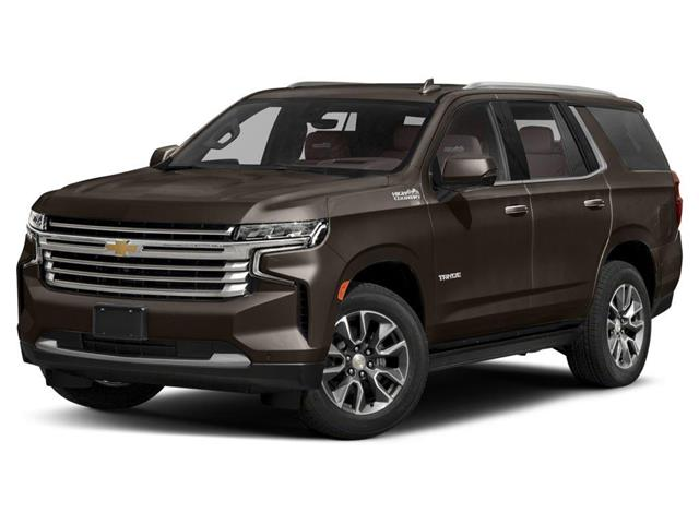 2021 Chevrolet Tahoe High Country (Stk: 21-95) in Trail - Image 1 of 9