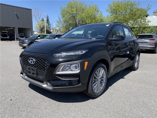 2021 Hyundai Kona 2.0L Preferred (Stk: S20447) in Ottawa - Image 1 of 17