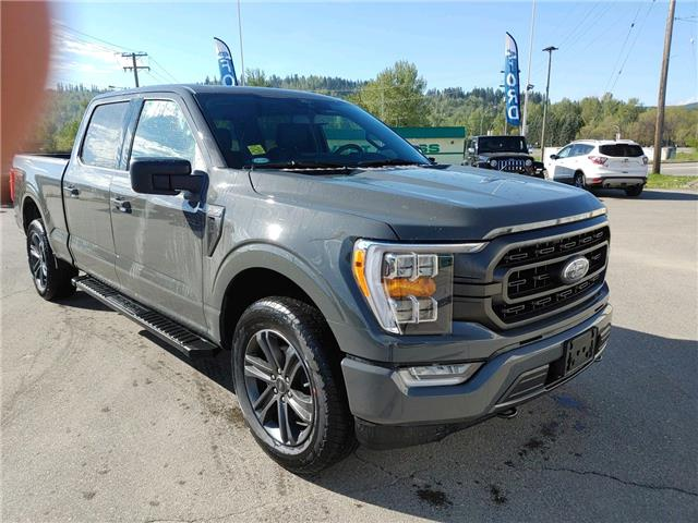 2021 Ford F-150 XLT (Stk: 21T065) in Quesnel - Image 1 of 14