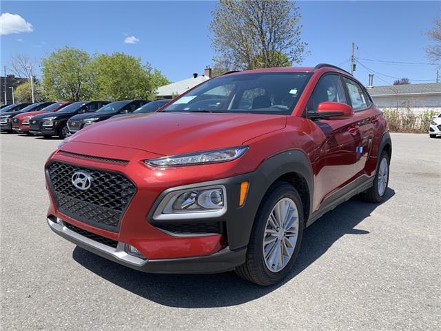 2021 Hyundai Kona 2.0L Preferred (Stk: S20407) in Ottawa - Image 1 of 17