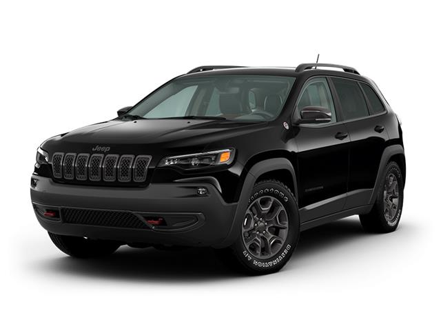 2021 Jeep Cherokee Trailhawk (Stk: 1M192) in Quebec - Image 1 of 1