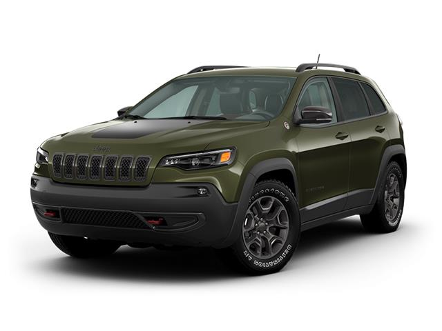 2021 Jeep Cherokee Trailhawk (Stk: 1M151) in Quebec - Image 1 of 1