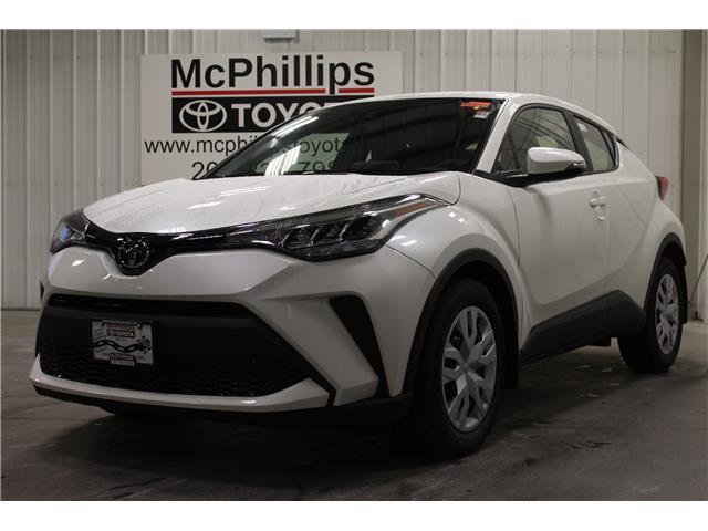 2021 Toyota C-HR LE (Stk: 1119333) in Winnipeg - Image 1 of 18