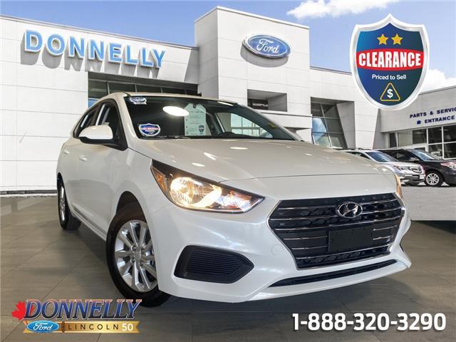 2020 Hyundai Accent Preferred 3KPC25A67LE116833 CLDU6533 in Ottawa