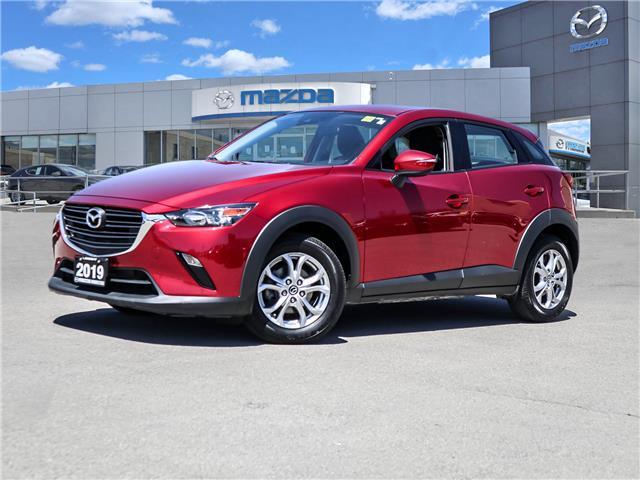 2019 Mazda CX-3 GS (Stk: LT1097) in Hamilton - Image 1 of 26