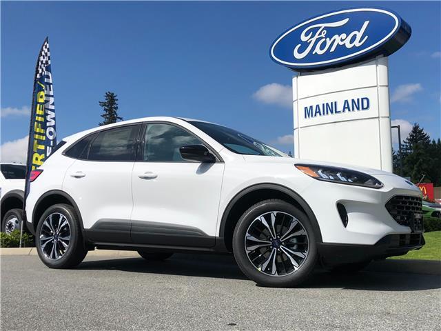 2021 Ford Escape SE (Stk: 21ES4516) in Vancouver - Image 1 of 30