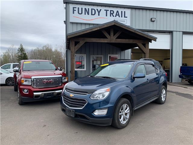 2016 Chevrolet Equinox 1LT (Stk: 21205a) in Sussex - Image 1 of 10