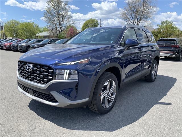 2021 Hyundai Santa Fe Preferred (Stk: S20510) in Ottawa - Image 1 of 18
