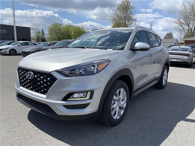 2021 Hyundai Tucson Preferred (Stk: S20149) in Ottawa - Image 1 of 17