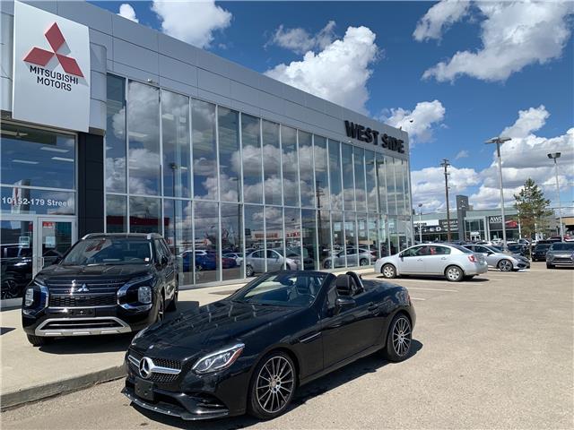 2017 Mercedes-Benz SLC 300 Base (Stk: BM4110) in Edmonton - Image 1 of 29