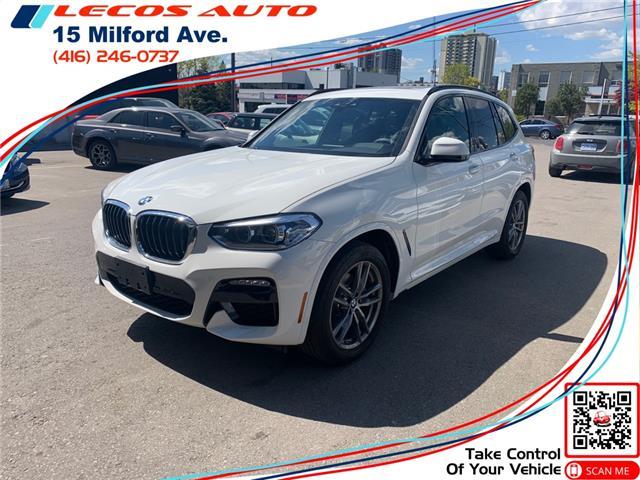 2020 BMW X3 xDrive30i (Stk: B50616) in Toronto - Image 1 of 10