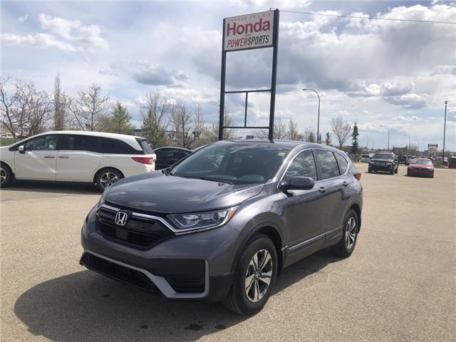 2021 Honda CR-V LX (Stk: H14-0624) in Grande Prairie - Image 1 of 21