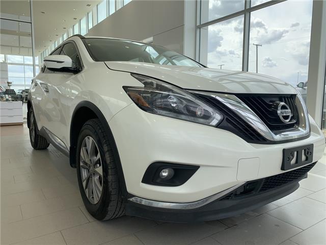 2018 Nissan Murano SV 5N1AZ2MH1JN103787 V7719 in Saskatoon