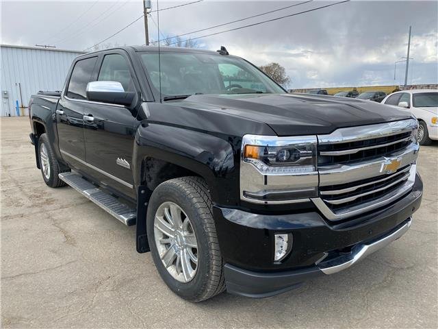 2016 Chevrolet Silverado 1500 High Country (Stk: 21113A) in Wilkie - Image 1 of 24