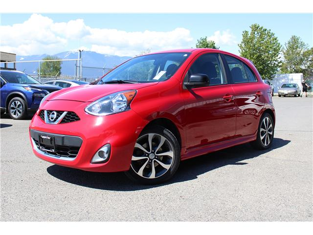 2015 Nissan Micra  (Stk: N219-6428A) in Chilliwack - Image 1 of 15