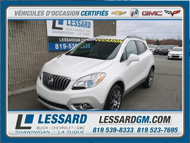 2016 Buick Encore Sport Touring (Stk: 20-594AS) in Shawinigan - Image 1 of 22