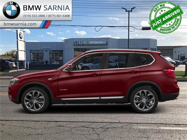 2017 BMW X3 xDrive28i (Stk: XU420) in Sarnia - Image 1 of 1