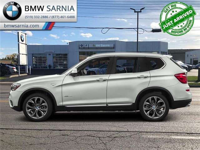 2017 BMW X3 xDrive28i (Stk: XU419) in Sarnia - Image 1 of 1
