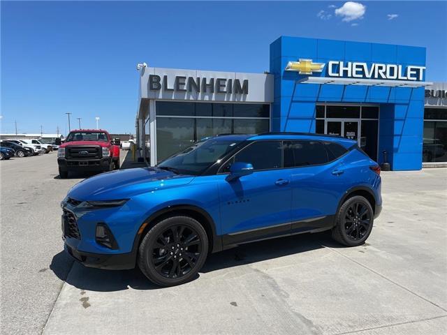 2020 Chevrolet Blazer RS (Stk: 1B045A) in Blenheim - Image 1 of 20