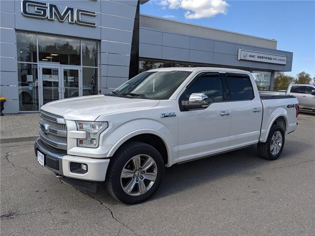 2017 Ford F-150 Platinum (Stk: 21466A) in Orangeville - Image 1 of 24