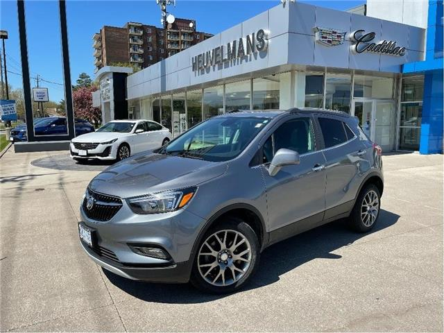 2020 Buick Encore Sport Touring (Stk: 21066A) in Chatham - Image 1 of 17