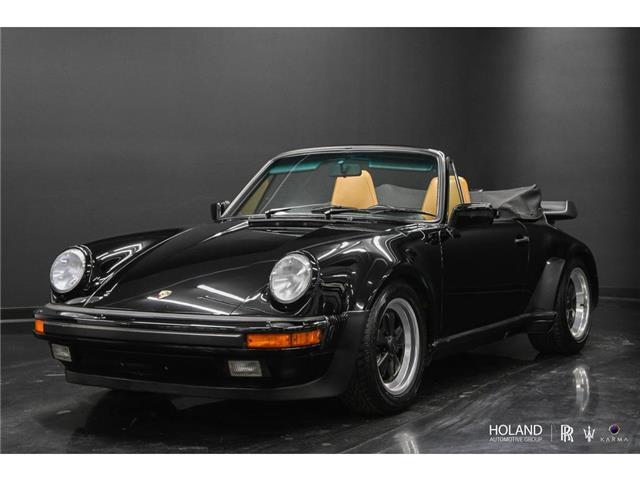 1987 Porsche 911 930 Cabriolet (Stk: 22667) in Montreal - Image 1 of 30