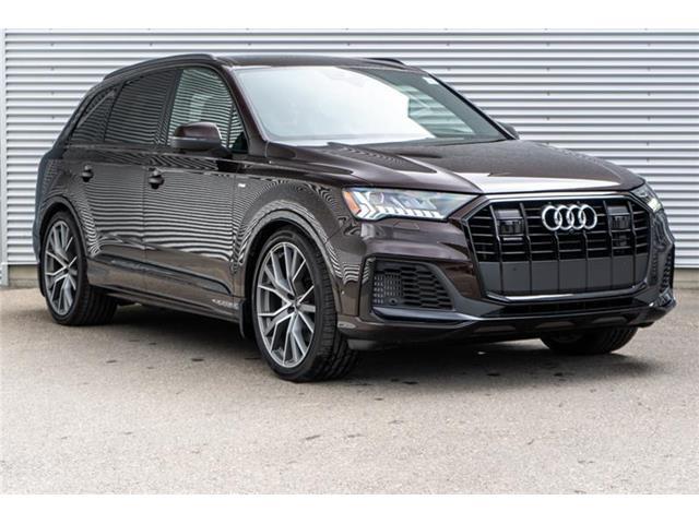 2021 Audi Q7 55 Technik (Stk: N5943) in Calgary - Image 1 of 19