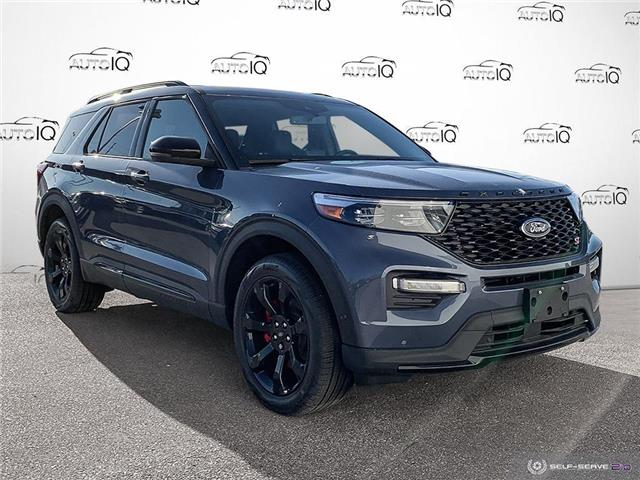 2021 Ford Explorer ST (Stk: S1095) in St. Thomas - Image 1 of 26