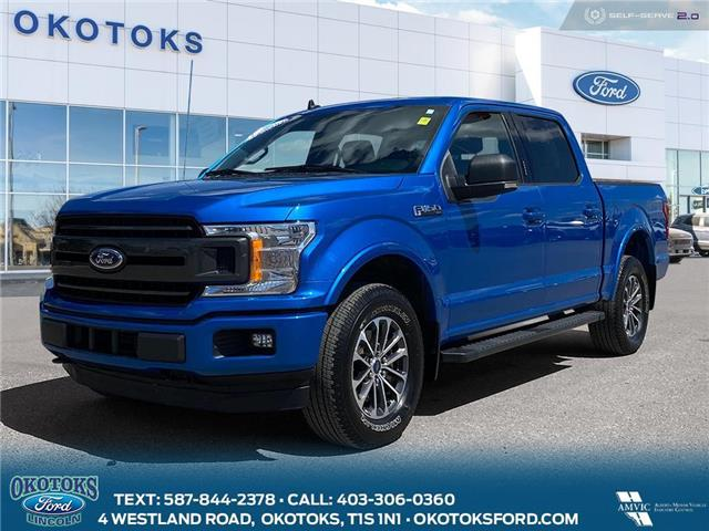 2019 Ford F-150  (Stk: MK-164A) in Okotoks - Image 1 of 26