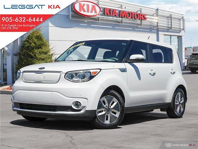 2018 Kia Soul EV EV Luxury (Stk: 2604) in Burlington - Image 1 of 25