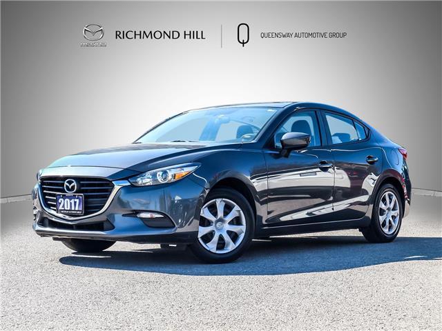 2017 Mazda Mazda3 GX (Stk: P0627) in Richmond Hill - Image 1 of 24