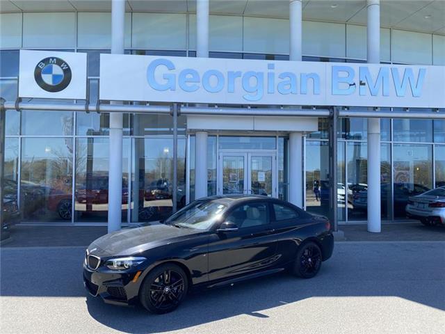 2021 BMW M240i xDrive (Stk: B21151) in Barrie - Image 1 of 12