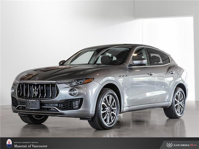 2021 Maserati Levante Base (Stk: N1599) in Vancouver - Image 1 of 10