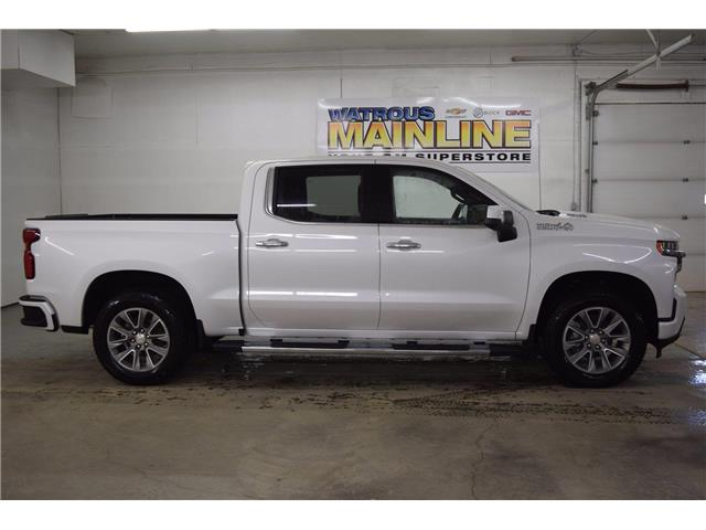 2021 Chevrolet Silverado 1500 High Country (Stk: M01319) in Watrous - Image 1 of 50