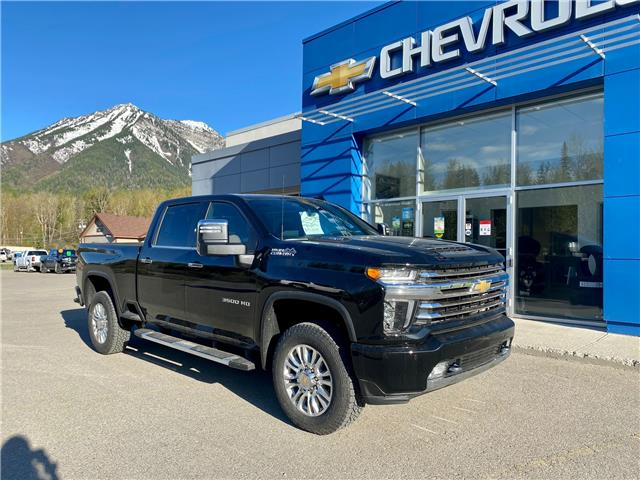 2021 Chevrolet Silverado 3500HD High Country (Stk: MF244296) in Fernie - Image 1 of 11