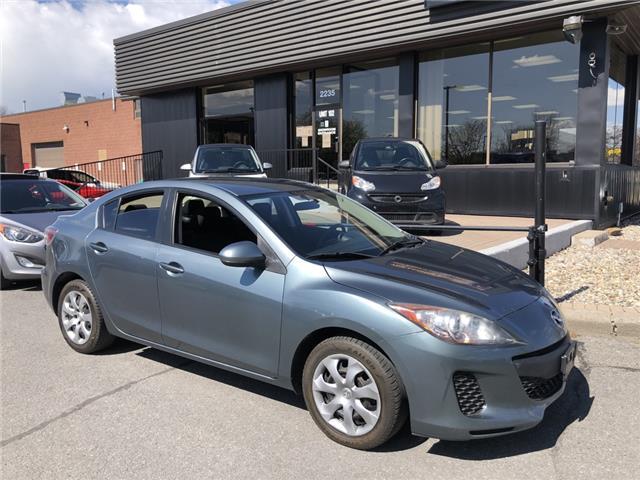 2013 Mazda Mazda3 GX (Stk: ) in Ottawa - Image 1 of 13