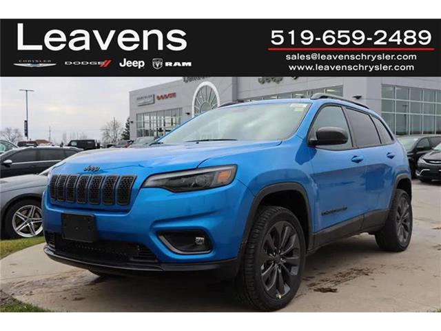 2021 Jeep Cherokee North (Stk: LC21083) in London - Image 1 of 31