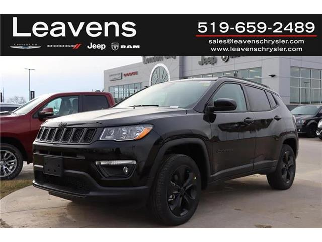 2021 Jeep Compass Altitude (Stk: LC21125) in London - Image 1 of 31