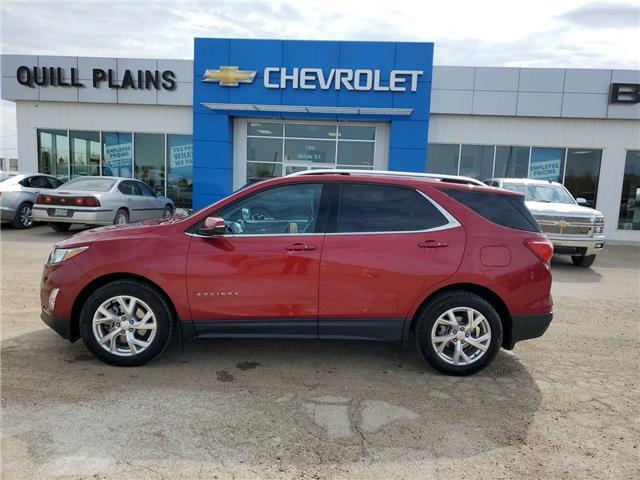 2019 Chevrolet Equinox LT (Stk: 19P051B) in Wadena - Image 1 of 21