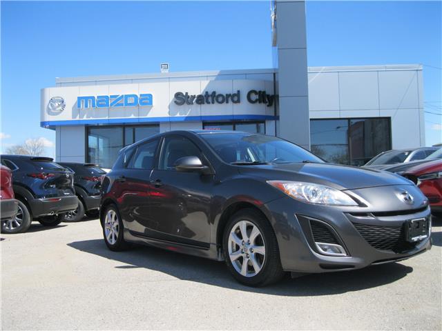 2011 Mazda Mazda3 Sport GS (Stk: 21056A) in Stratford - Image 1 of 18
