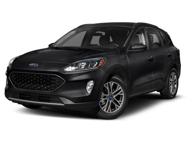 2021 Ford Escape SEL (Stk: W0417) in Barrie - Image 1 of 9