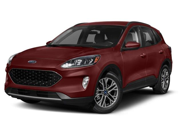 2021 Ford Escape SEL (Stk: W0428) in Barrie - Image 1 of 9