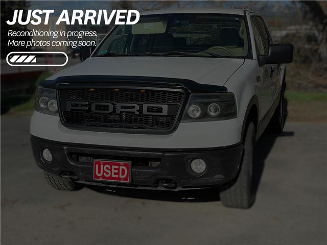 2007 Ford F-150  (Stk: B11906B) in North Cranbrook - Image 1 of 1