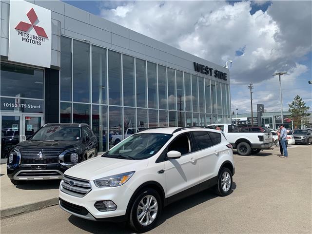 2018 Ford Escape SE (Stk: 22902A) in Edmonton - Image 1 of 22