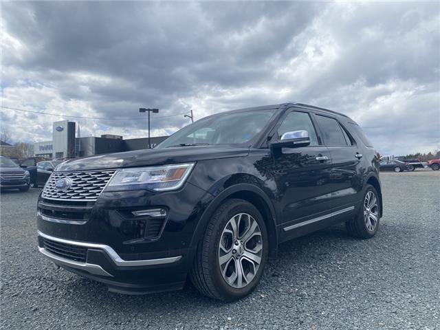 2019 Ford Explorer Platinum (Stk: EP23A) in Miramichi - Image 1 of 13