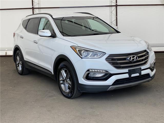 2017 Hyundai Santa Fe Sport 2.4 Premium (Stk: 17330A) in Thunder Bay - Image 1 of 17