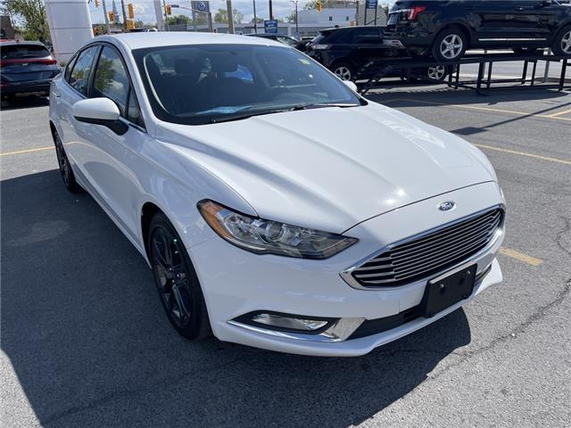 2018 Ford Fusion SE (Stk: 21121A) in Cornwall - Image 1 of 28